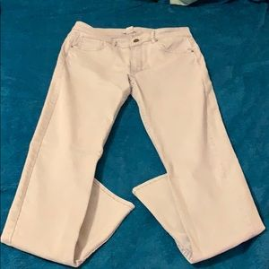 Gray pants from H&M.